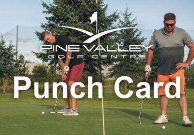 10 Round Punch Card