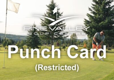 10 Round Punch Card (Restricted)